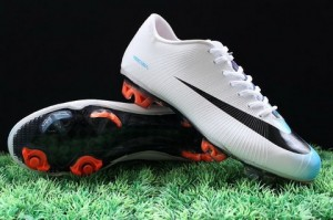 clean football shoes