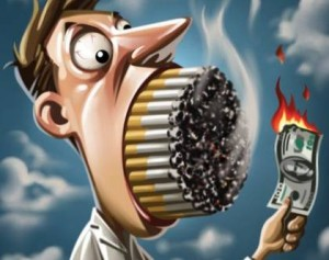 How to Get Rid of Tobacco Odour